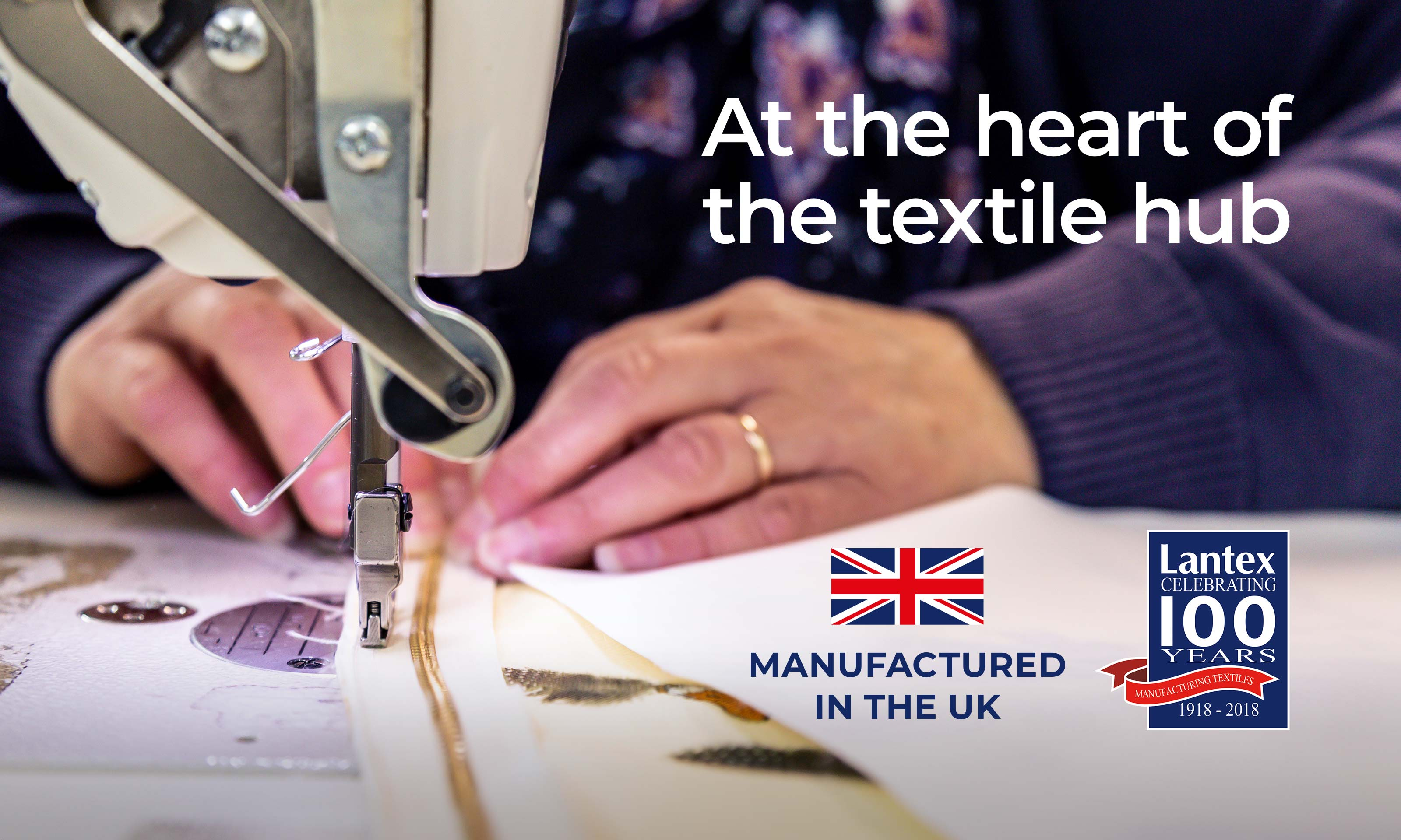 At the heart of the textile hub