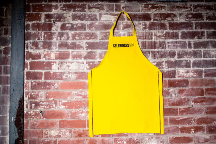 Yellow Apron
